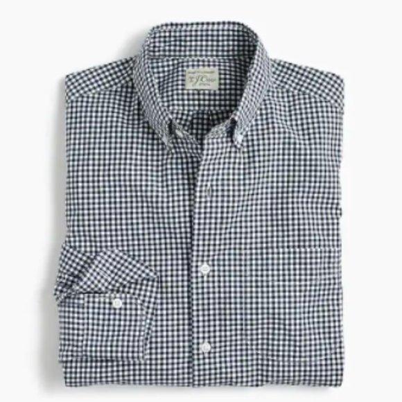 J. Crew Slim stretch Secret Wash shirt (2 shirts)